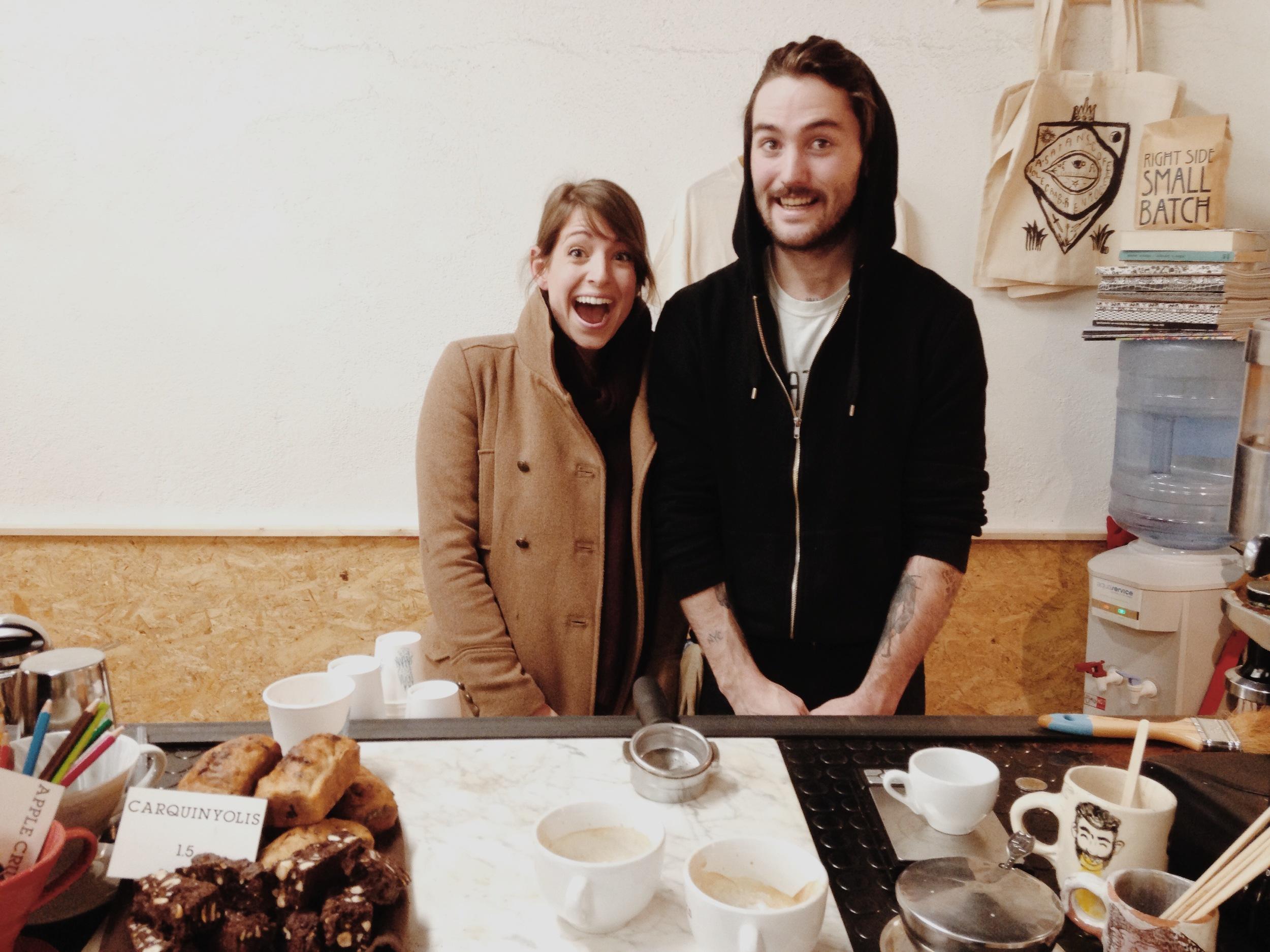 Marcos of  Satan's Coffee Corner.