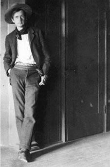Dixon in 1900.