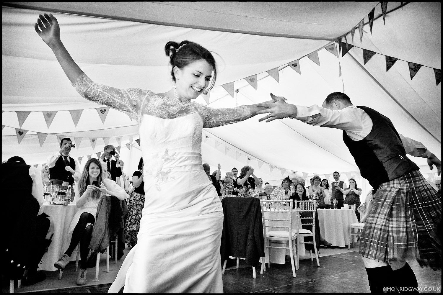 The First Dance - Wedding Photography