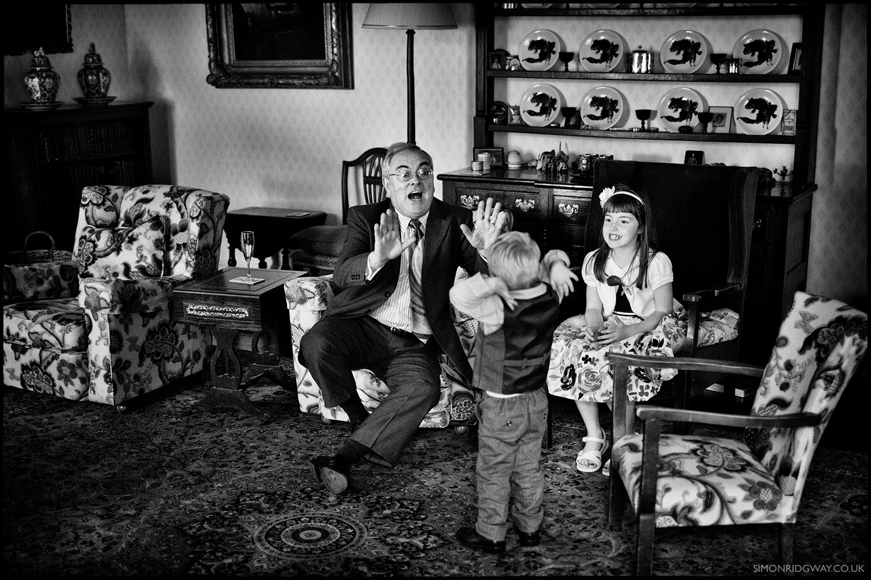 Documentary Wedding Photography, Treberfydd House, Wales