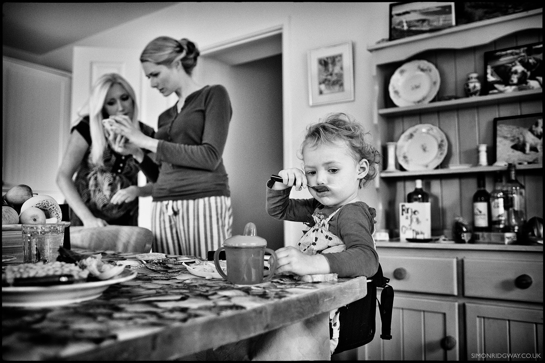 Documentary Wedding Photography, Cornwall