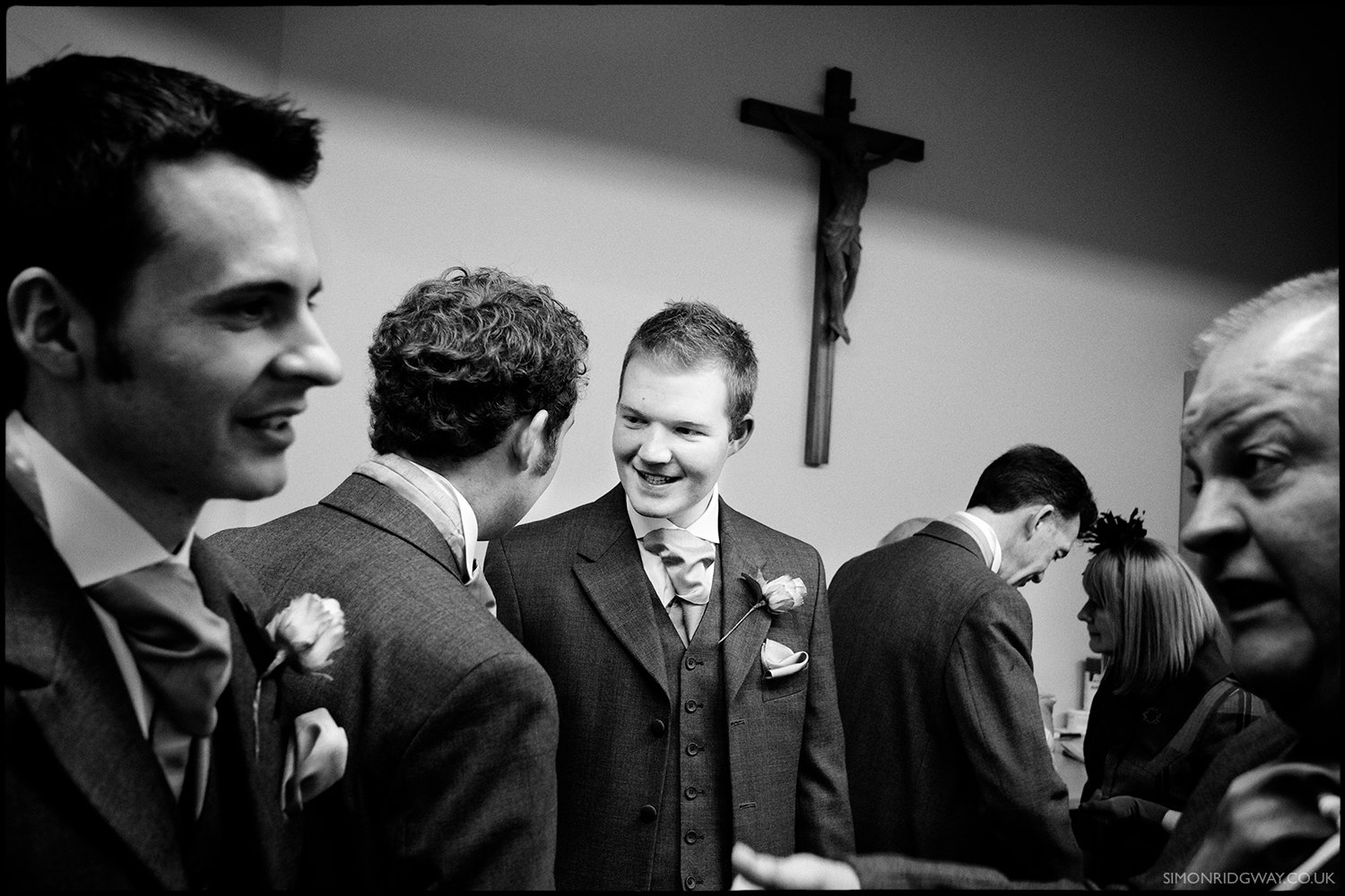Reportage Wedding Photography, South Wales
