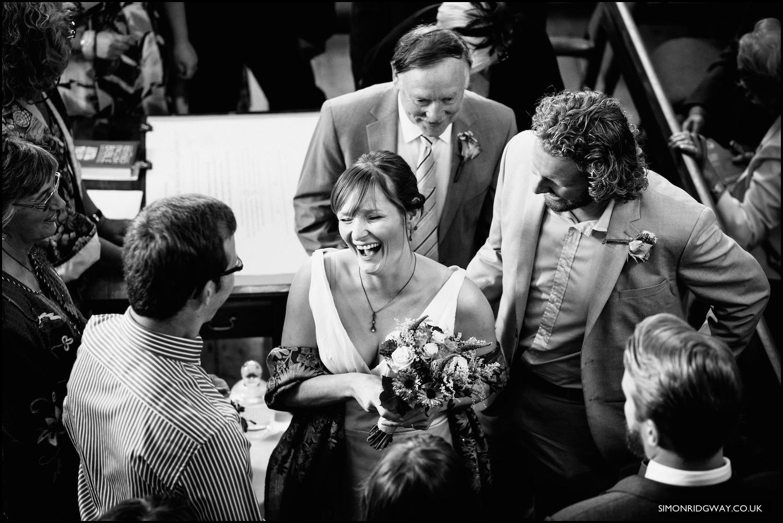 Wedding photography at Winterbourne Medieval Barn, Bristol