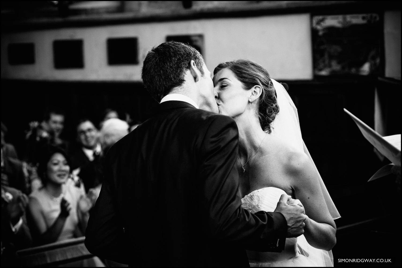 Wedding photography at Penpont, Brecon