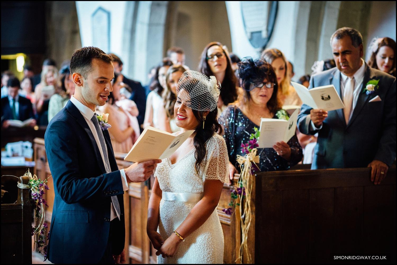 Wedding photography at Ufton Court, Berkshire