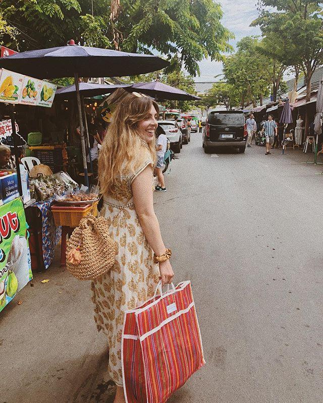 Bangkok days and Bangkok nights ✨