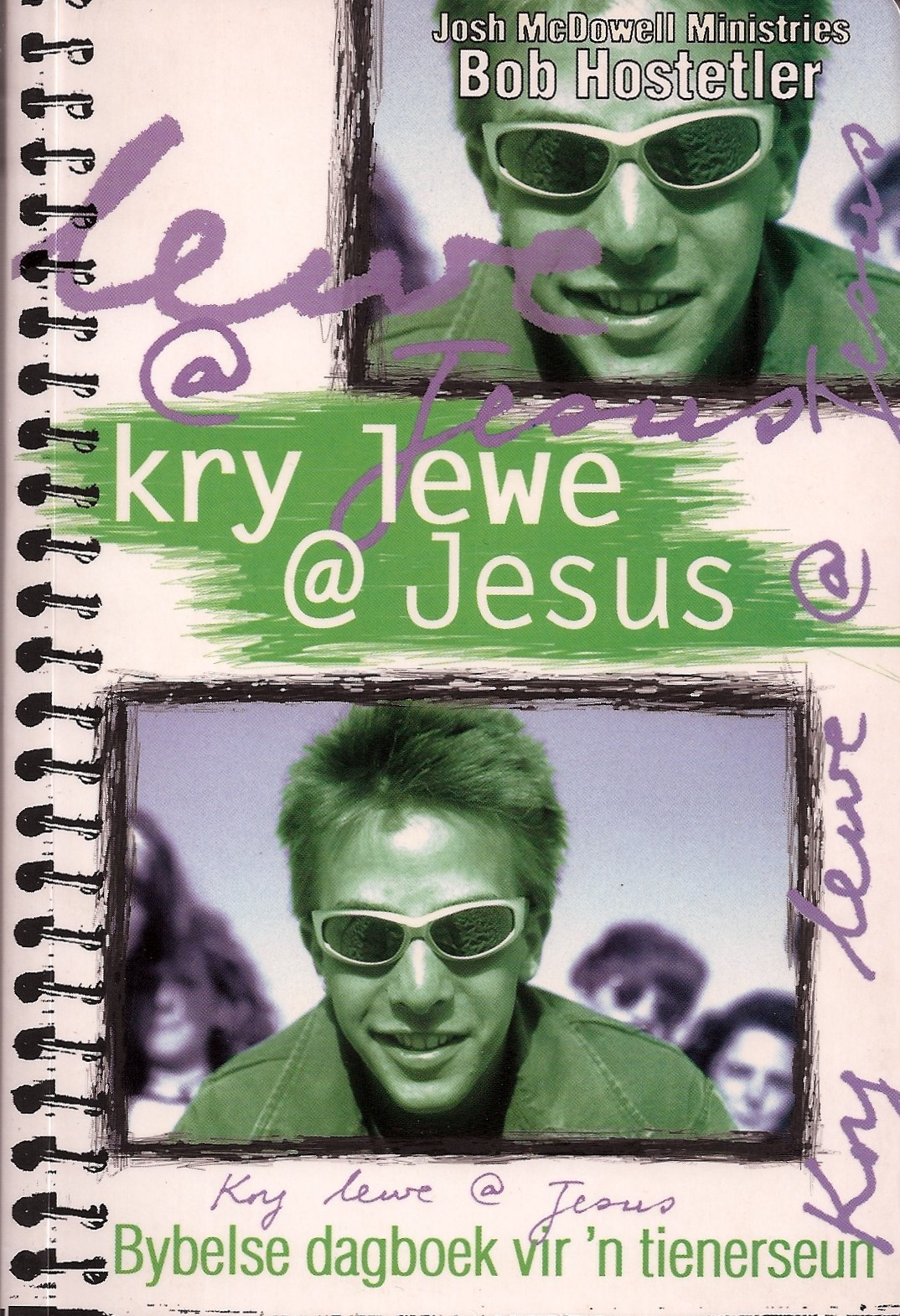 Youth Devotional (Afrikaan)