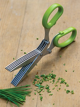 herb scissors. i love fresh herbs. only $12.95.