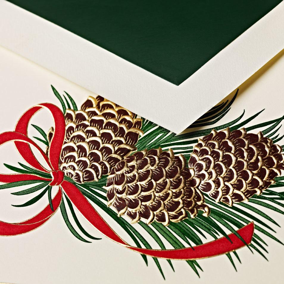 crane & co christmas.pine cones.jpg