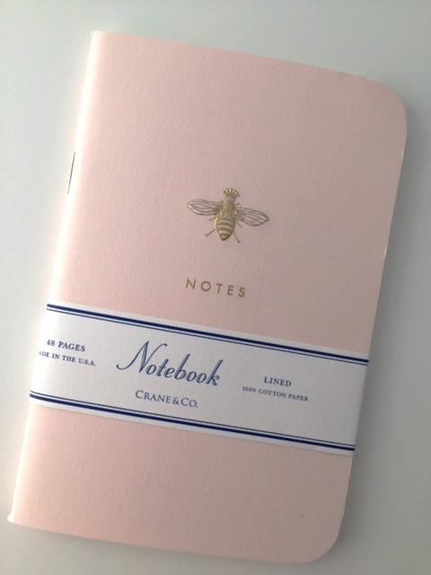 email 9.17.17 crane bee notebook.jpg