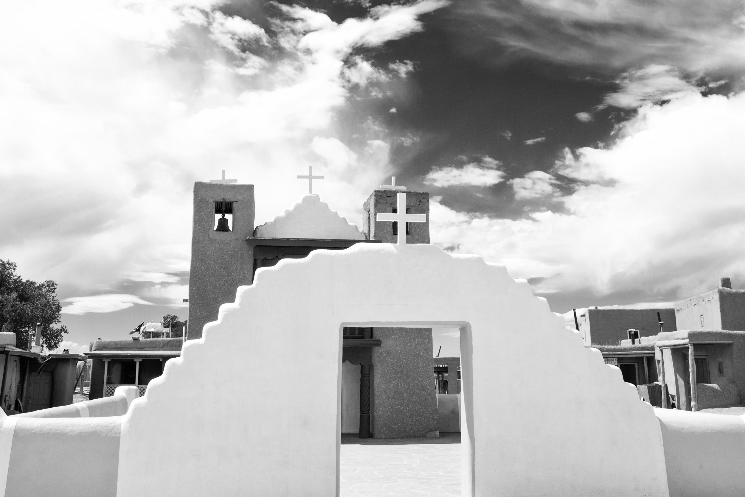 New Mexico - Click photo to be Redirected to the Gallery - Taos Pueblo - 2018