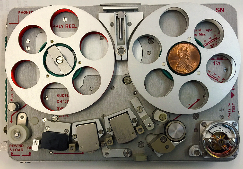 Nagra SN, from the Pavek Museum