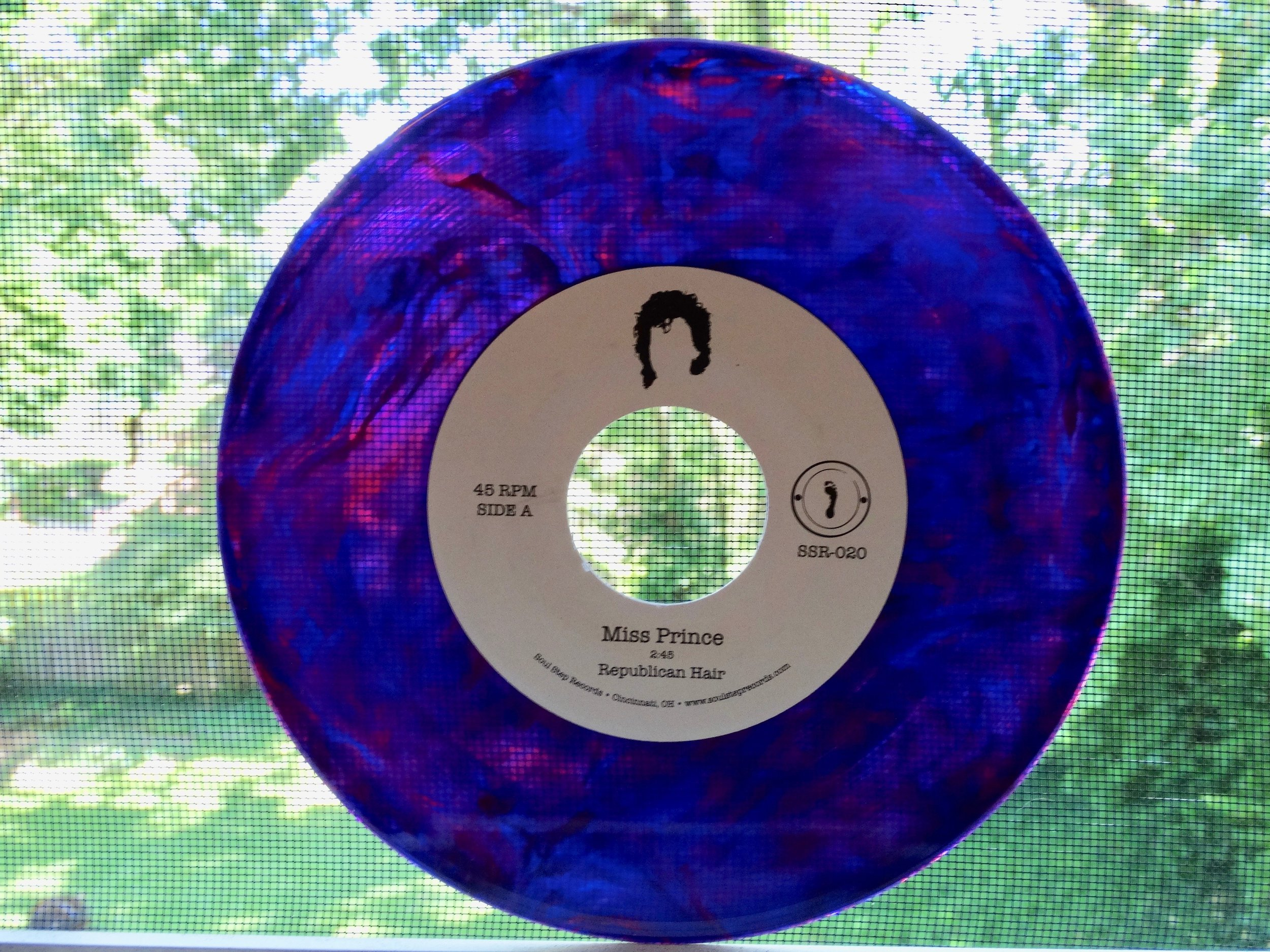 "SSR-020  Republican Hair - ""Miss Prince""  