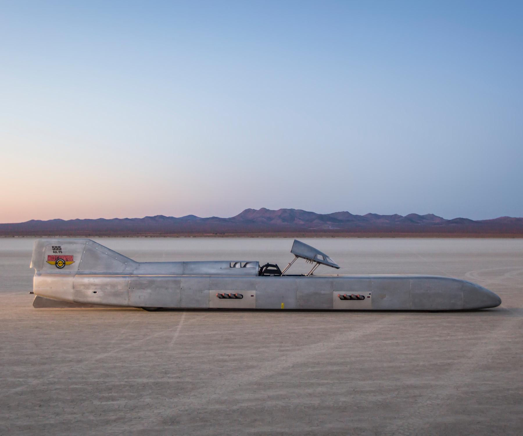 2014 El Mirage Test
