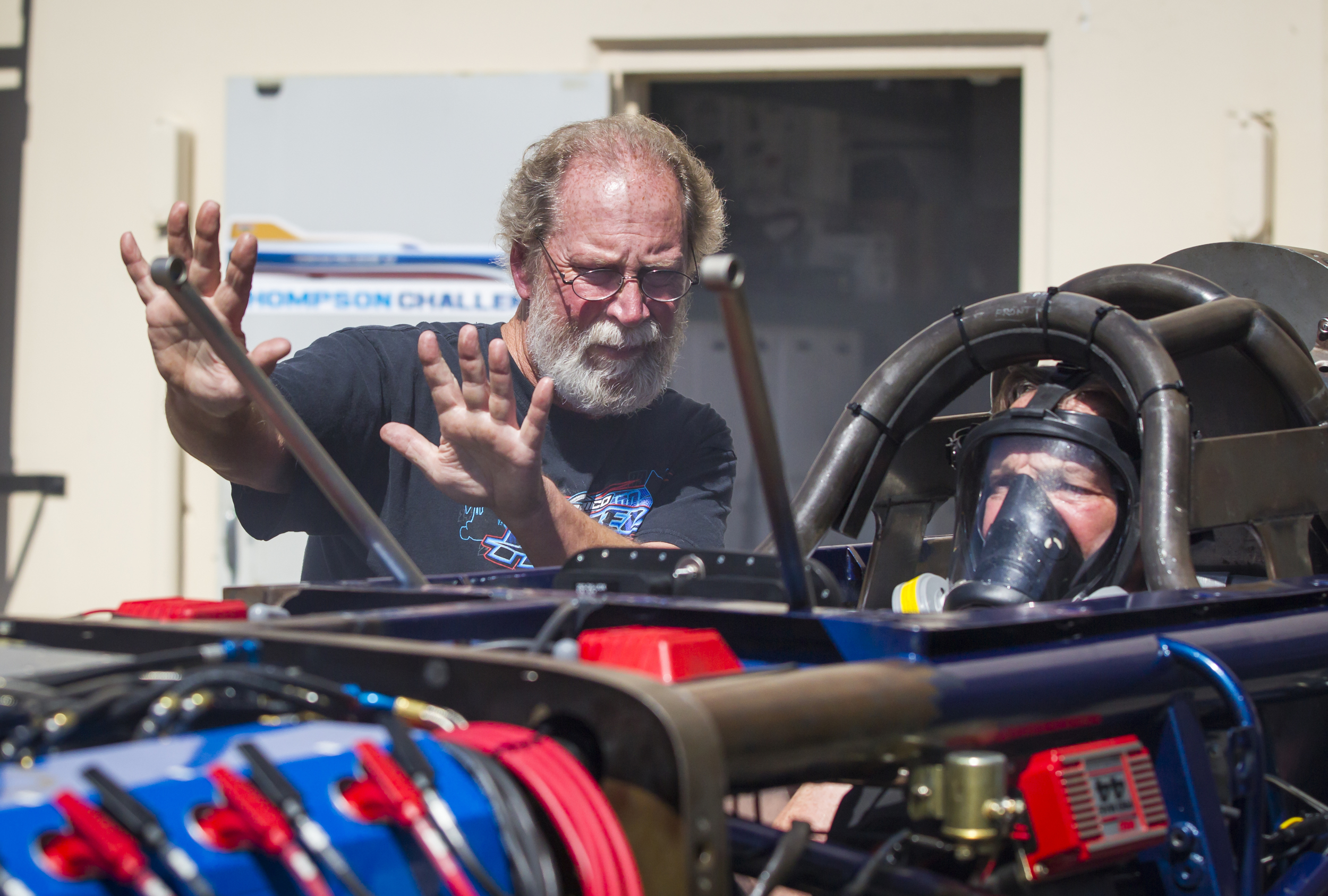 Challenger 2 - Danny Thompson - Mickey Thompson- Thompson Motorsports -© 2014 Holly Martin- METAL AND SPEED-89.jpg