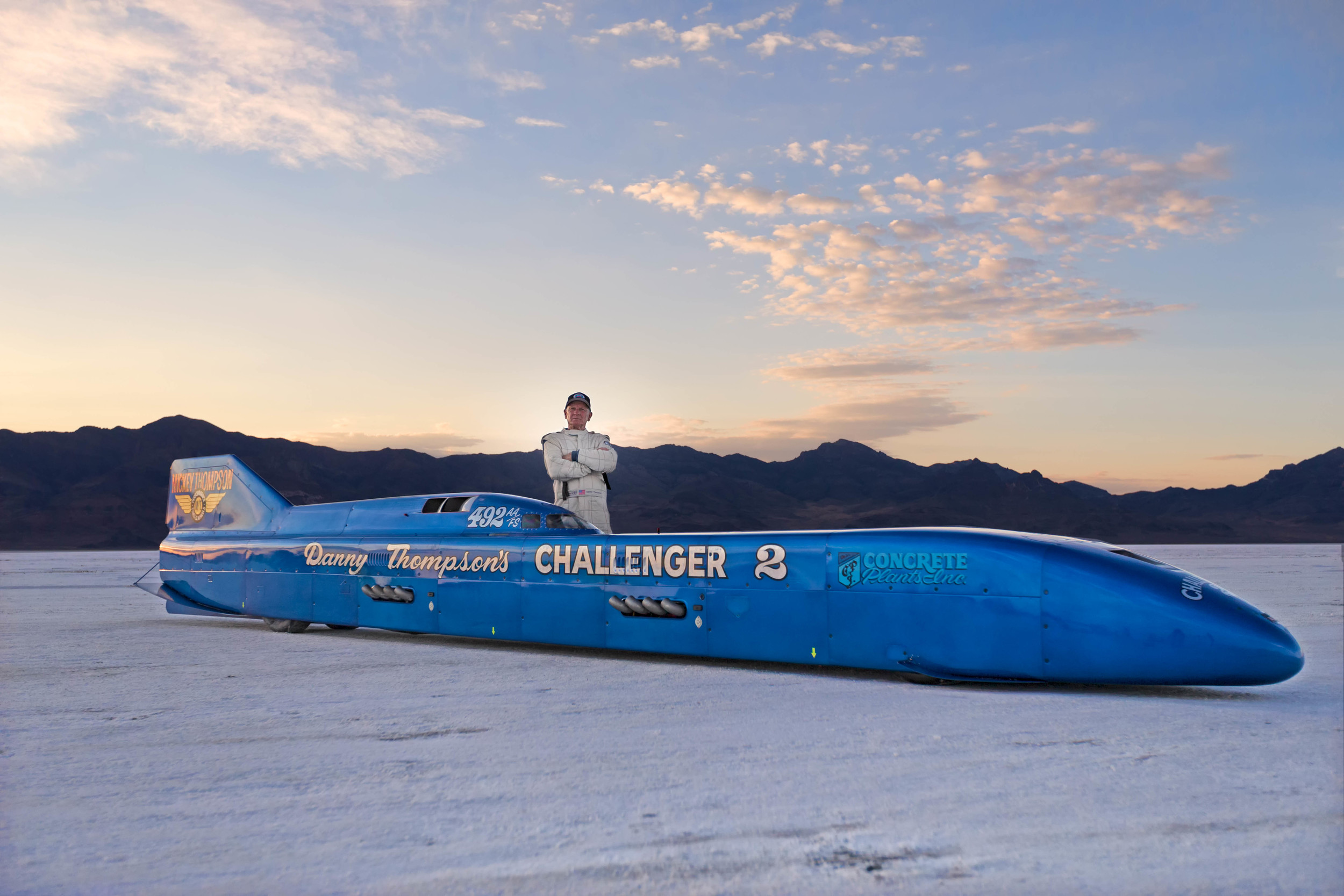 Challenger 2 Danny Thompson@ 2016© Holly Martin - METAL AND SPEED ™ (4 of 2).jpg