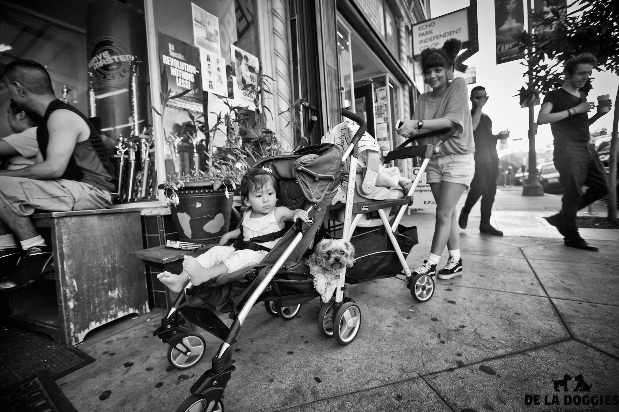 Familia - Sunset Blvd., Echo Park