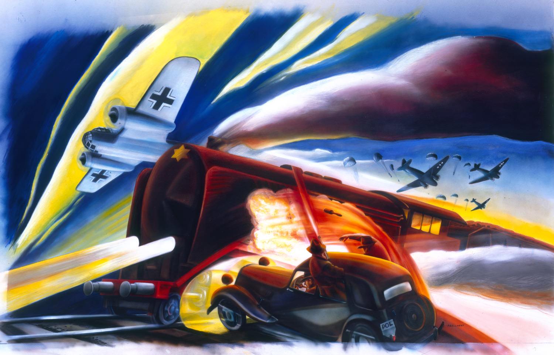 Guy Peellaert.  Untitled  (1994)