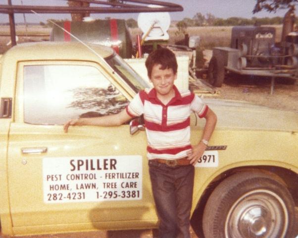 Richard Spiller 1980