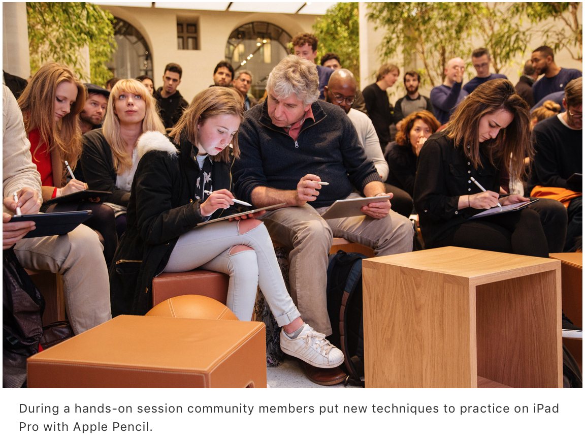 from  Apple Newsroom