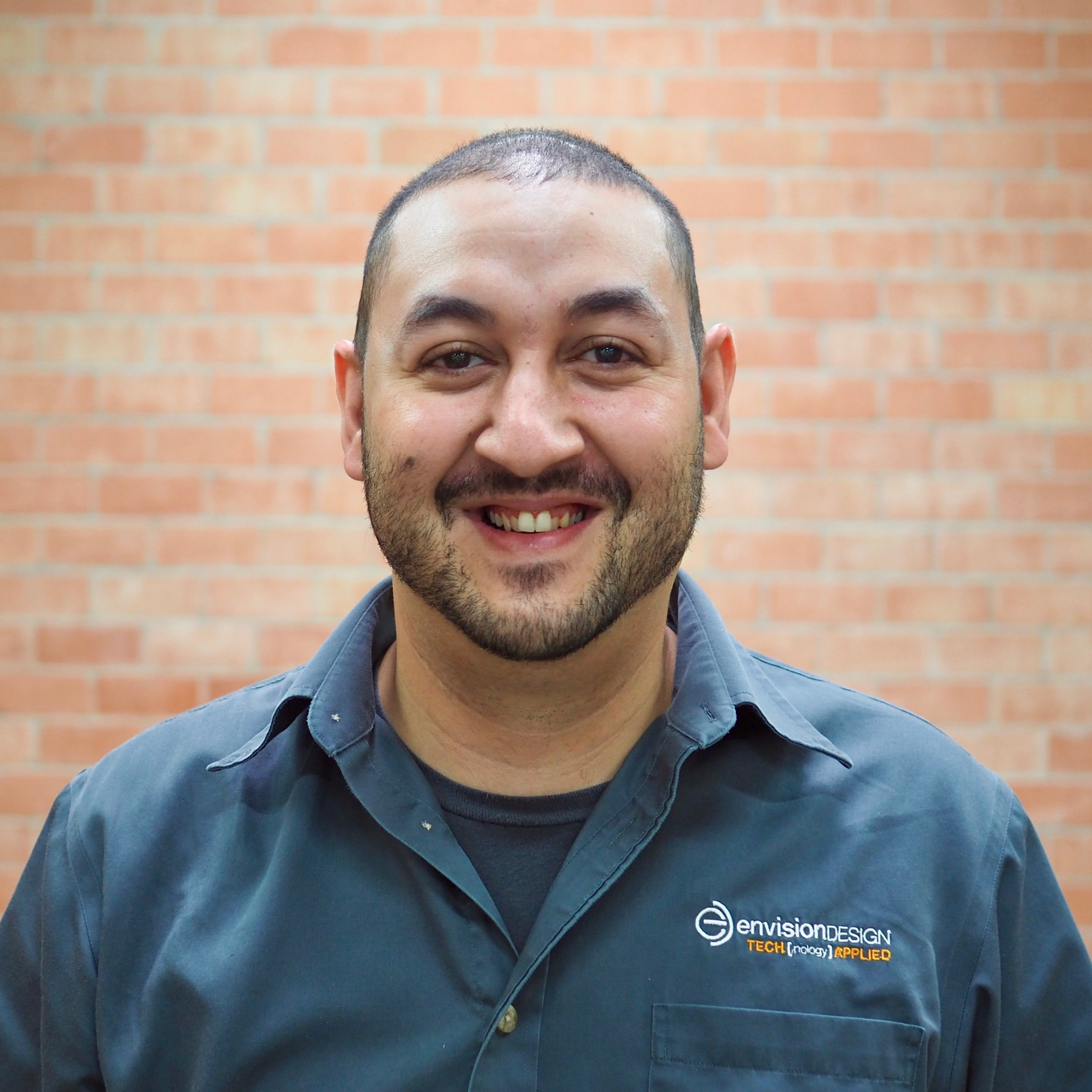 chris Peters - senior systems engineer