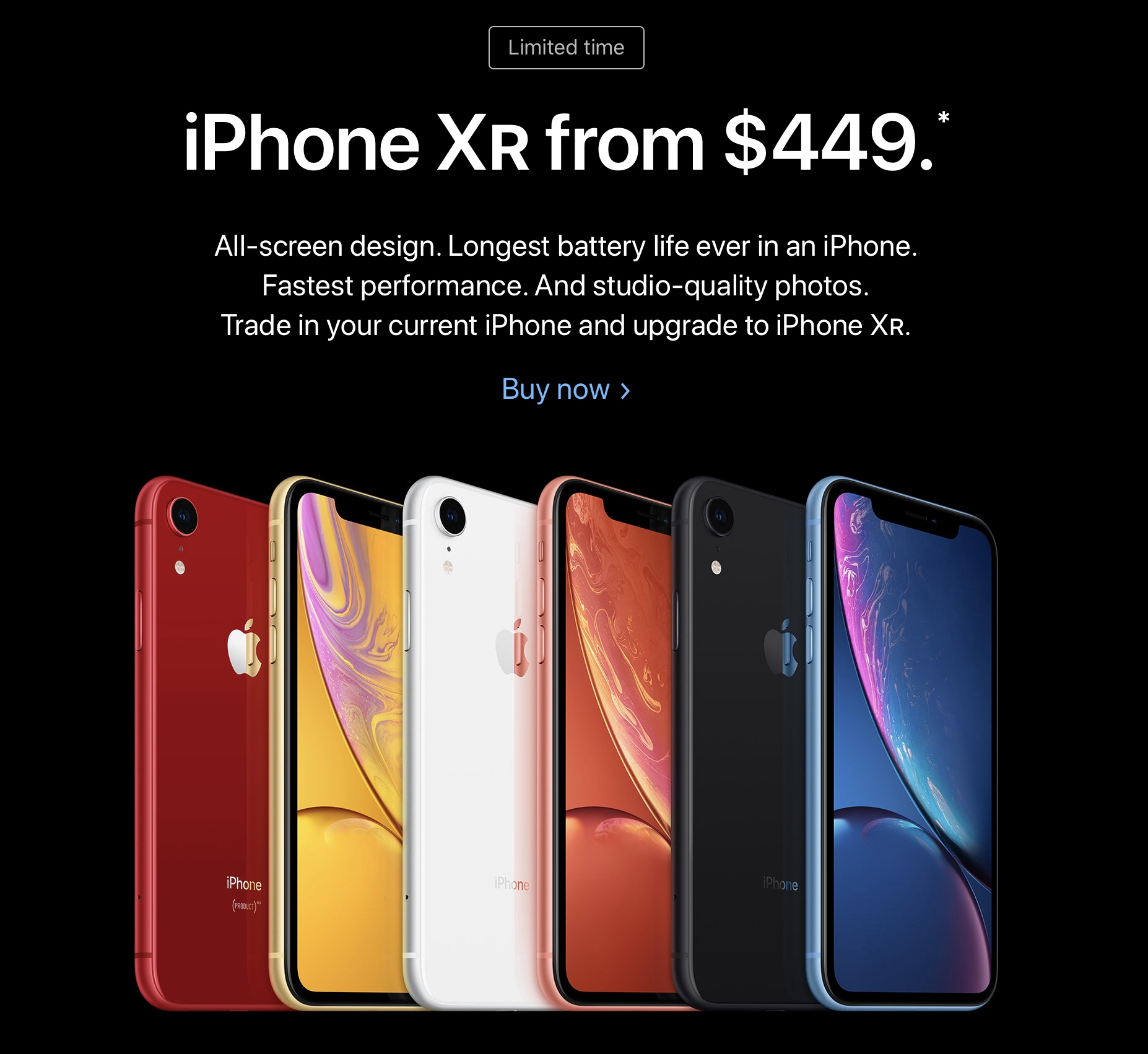 Note... this program is also available for the iPhone Xs and XsMax as well.