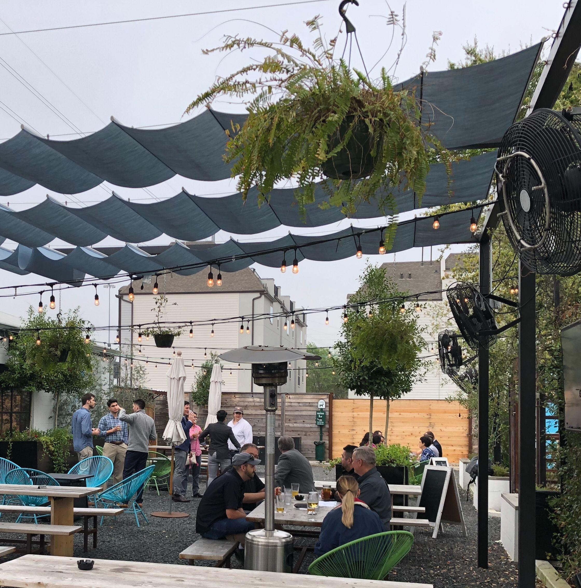 Spring Street Beer & Wine Garden