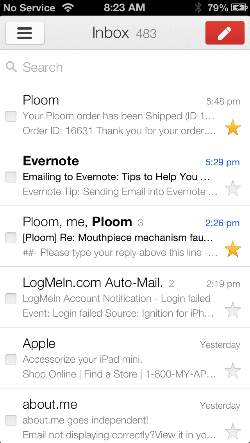 Gmail Dedicated App