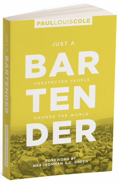 Bartender - Unexpected People Change The World