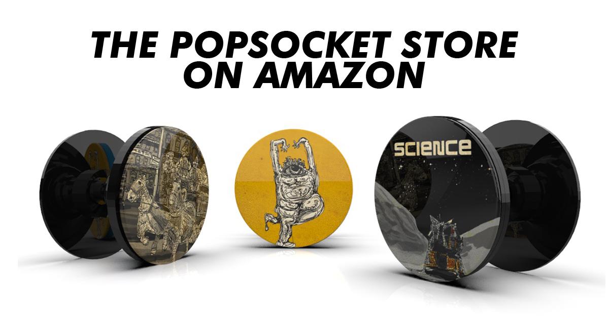 The Amazon Popsocket Store