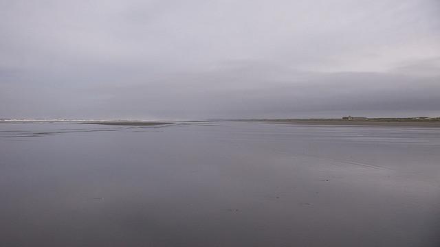 Dawn Reflections II   Ocean Shores, Washington  © Alan Wentworth