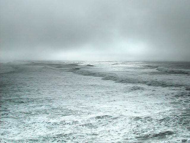 Ocean Beach, Storm   San Francisco, California  © Alan Wentworth