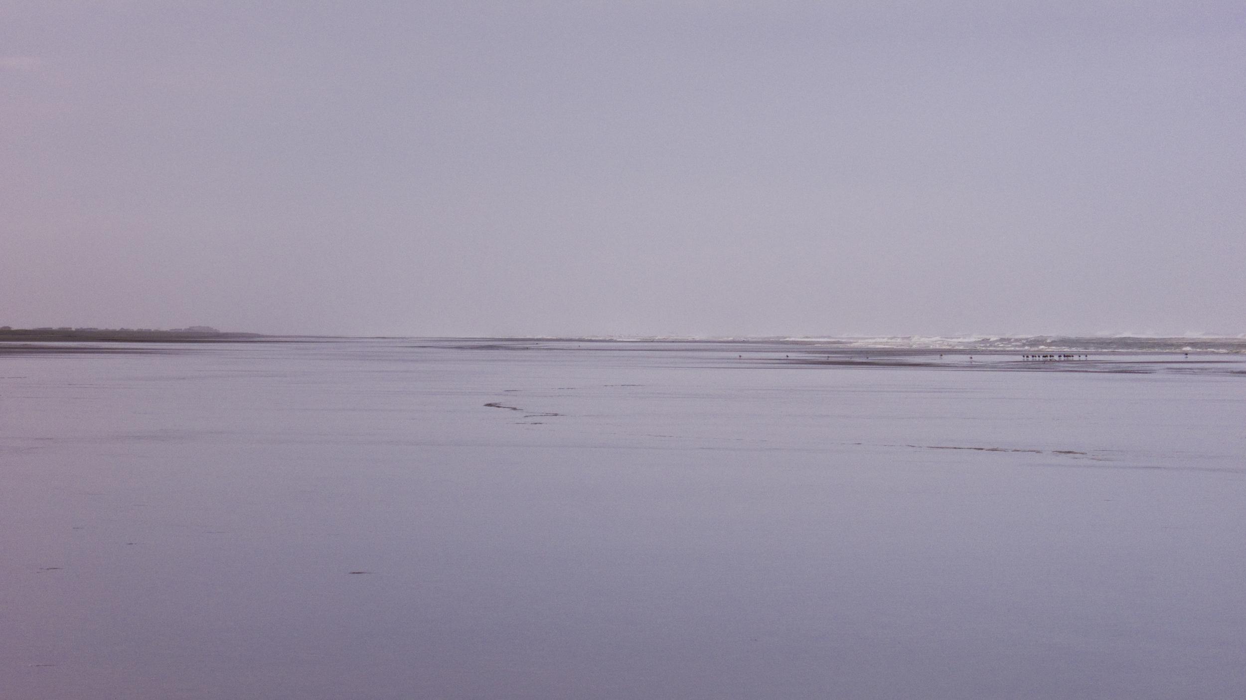 Dawn Reflection   Ocean Shores, Washington  © Alan Wentworth