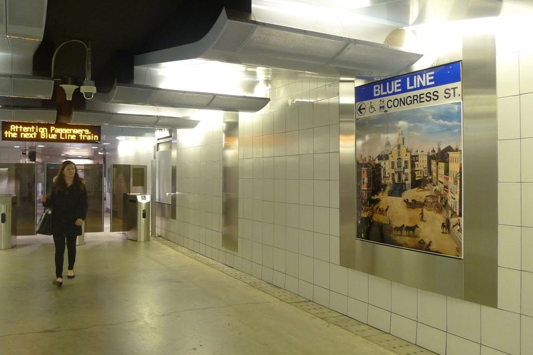 MBTA — Anna Farrington