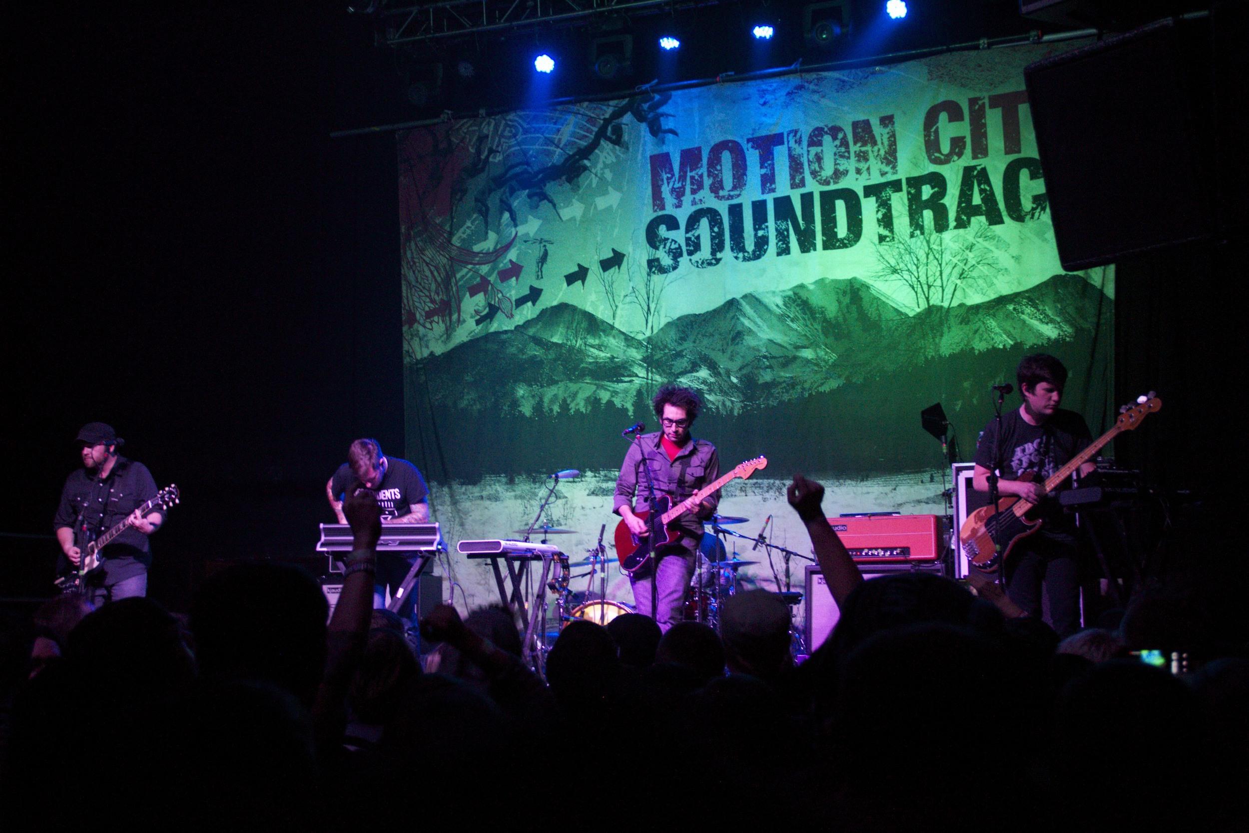 Motion City Soundtrack (Photo Credit: Maddie Casey)