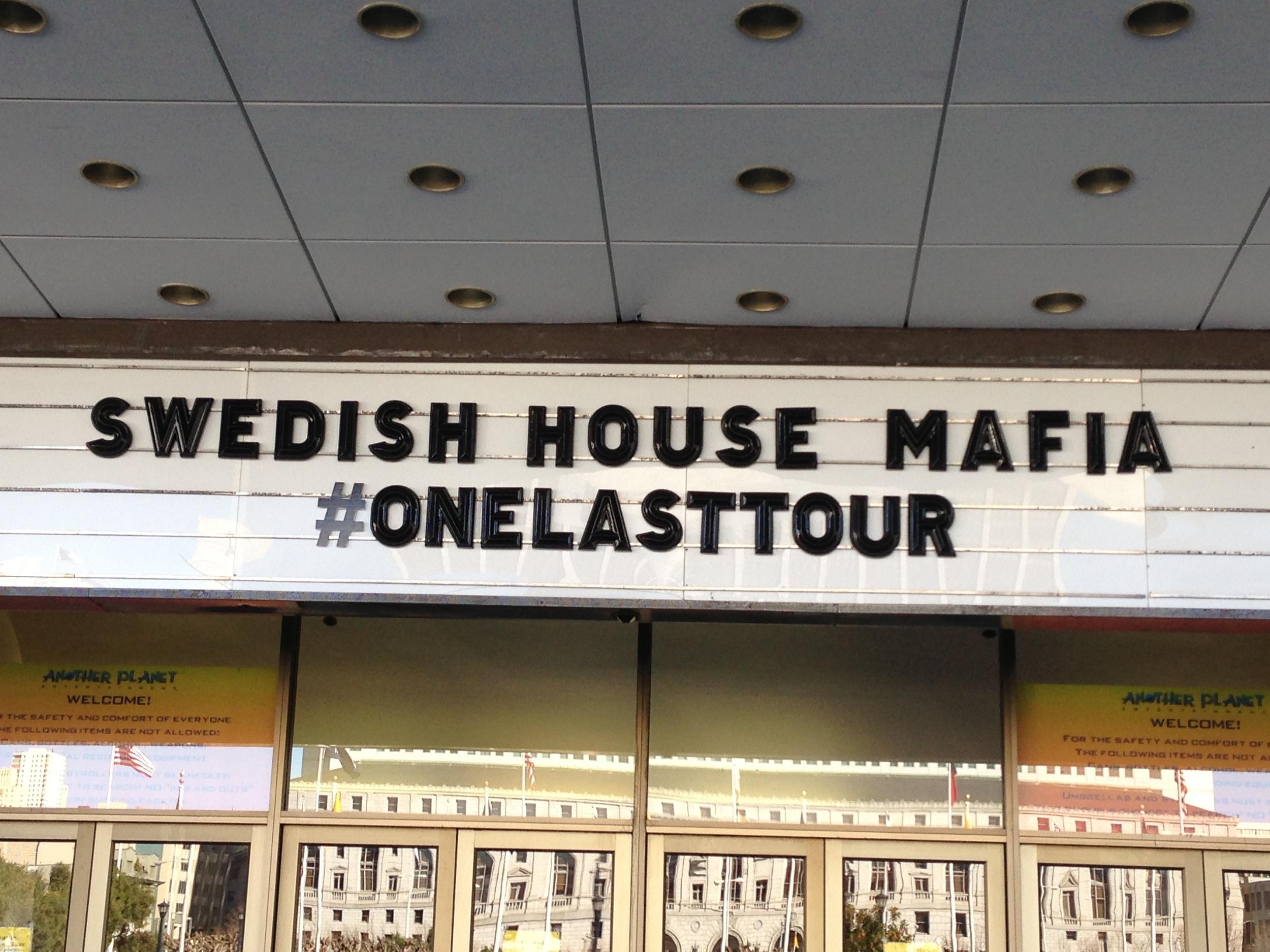 One Last Tour (Photo Credit: Ramon Corro)