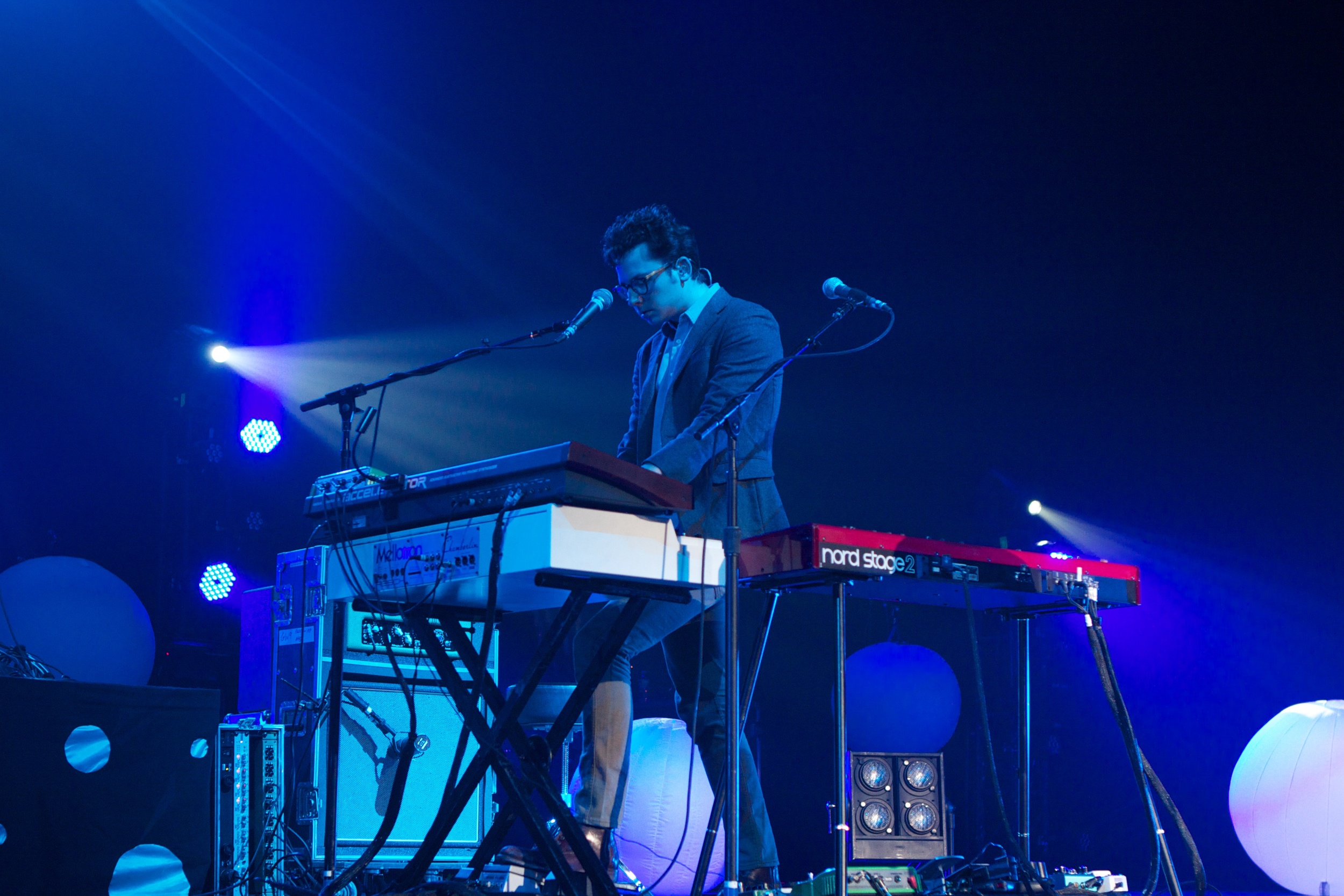 Passion Pit (Photo Credit: Matt Smith)