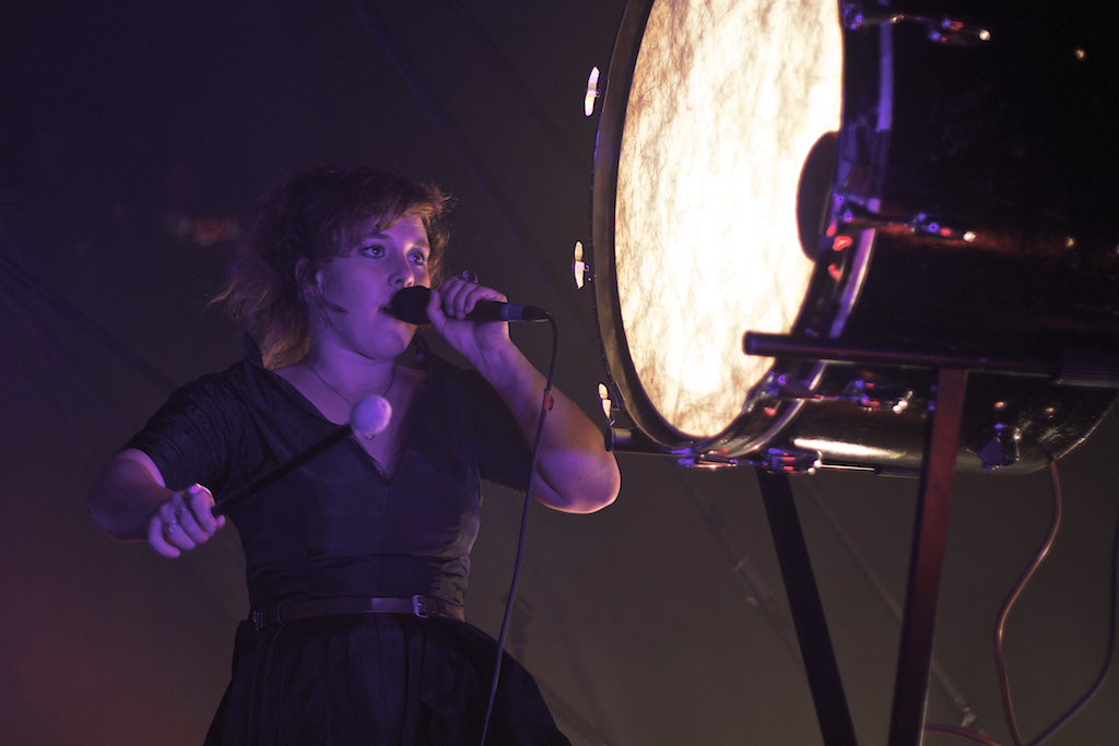 Purity Ring (PhotoCredit: Robert Castro)