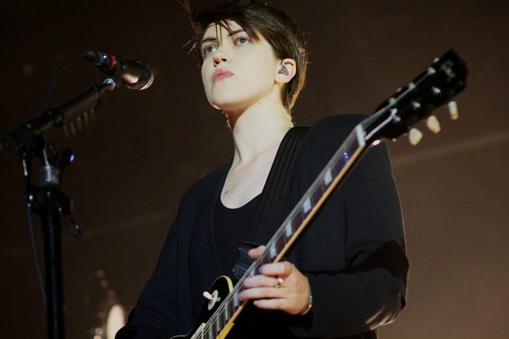 Romy Madley Croft (Photo Credit: Robert Castro)