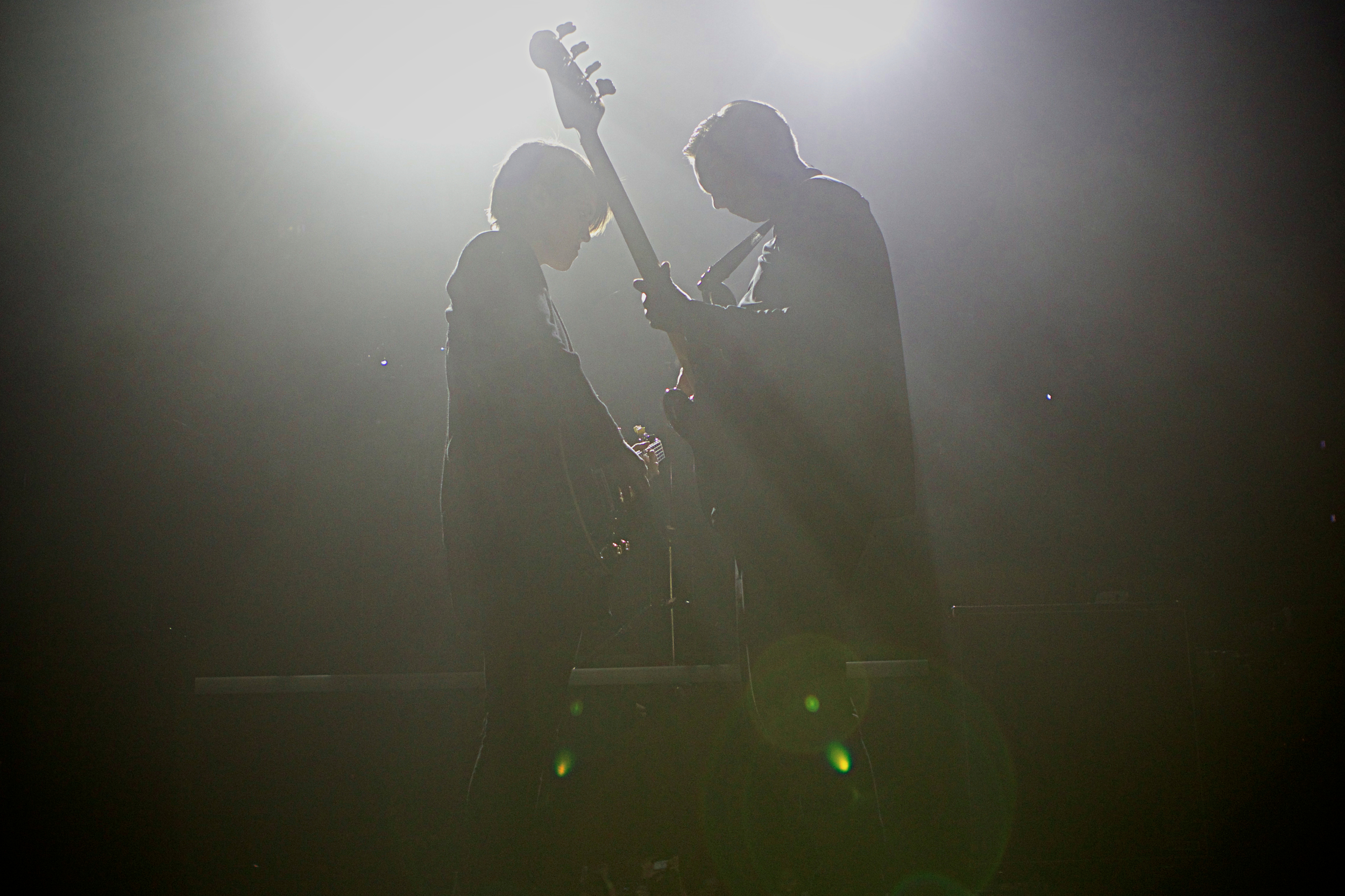 The xx (Photo Credit: Robert Castro)