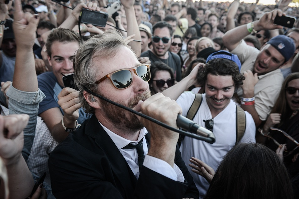 The National (Photo Credit: Dave Mead)