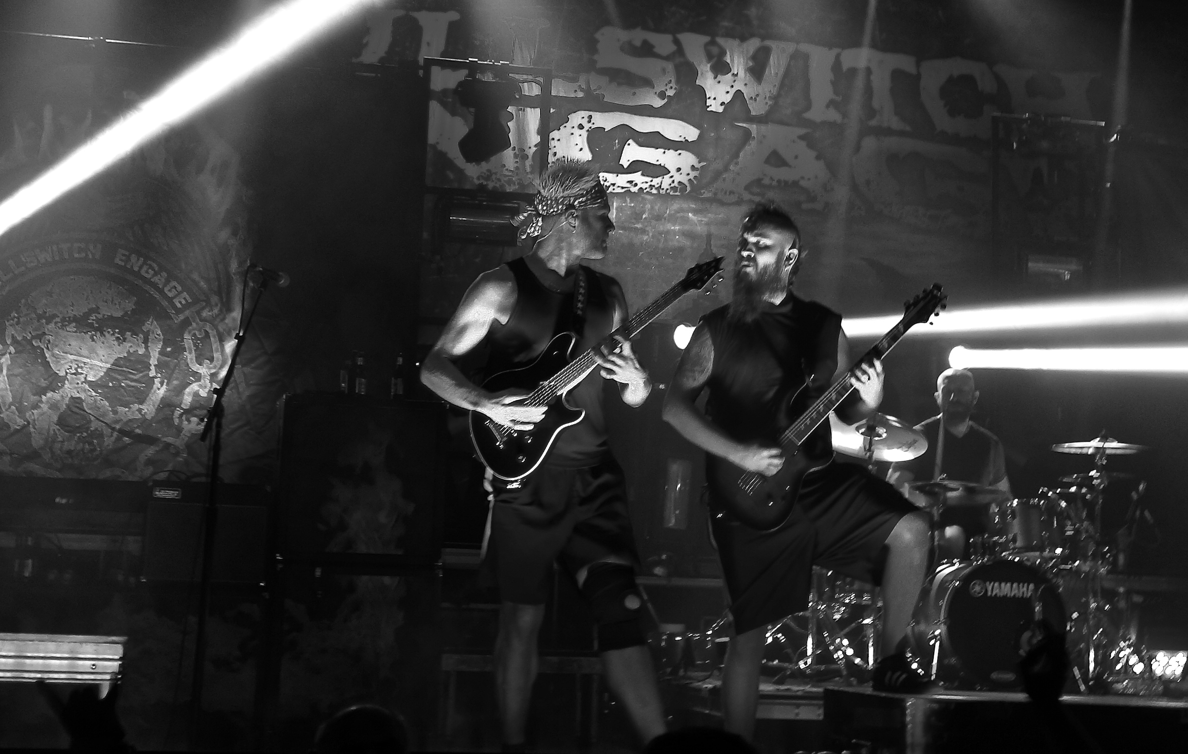 Killswitch Engage (Photo Credit: David Burke)