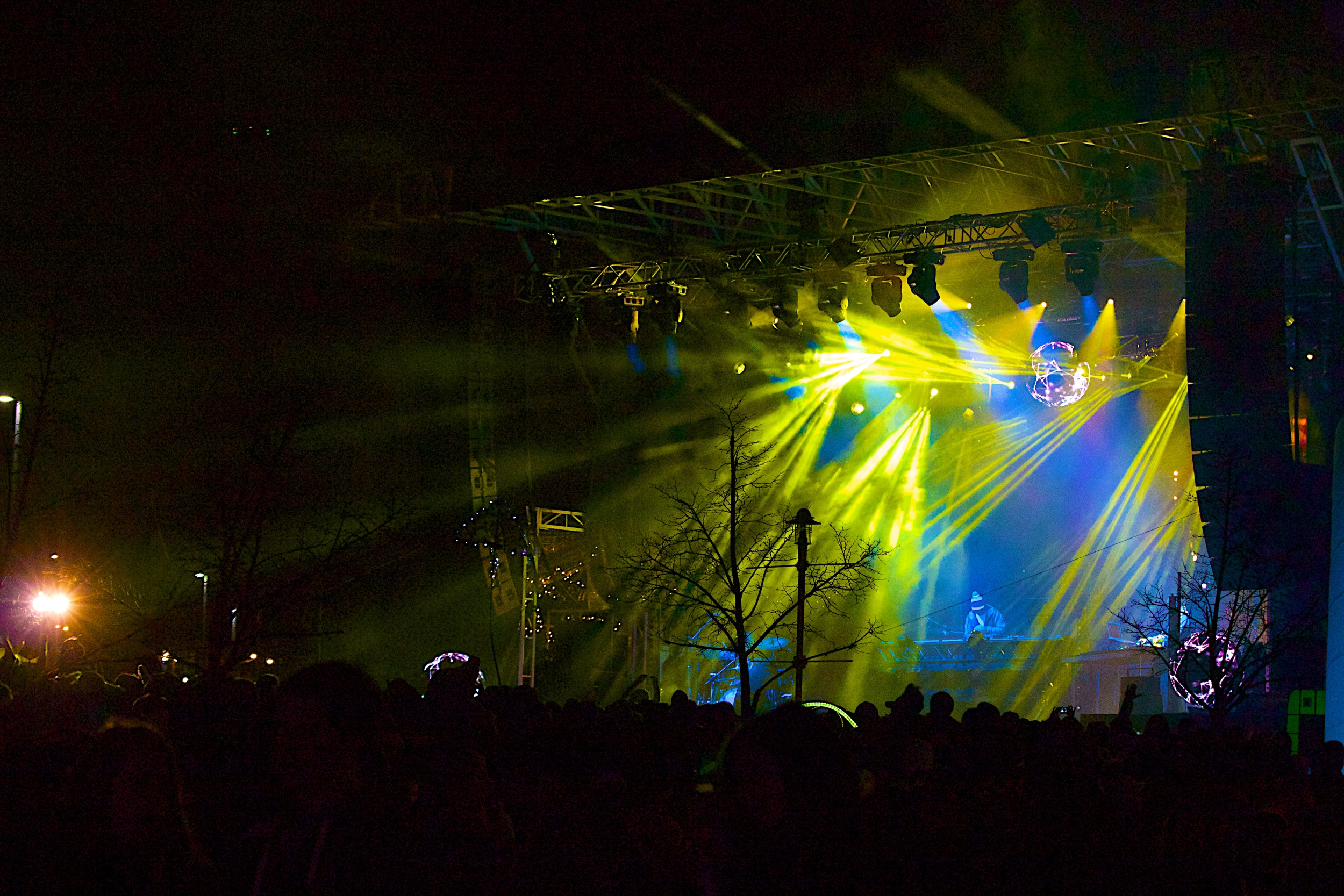 Pretty Lights is clearly defining the electronic genre with his unique sets (Photo Credit: Robert Castro)