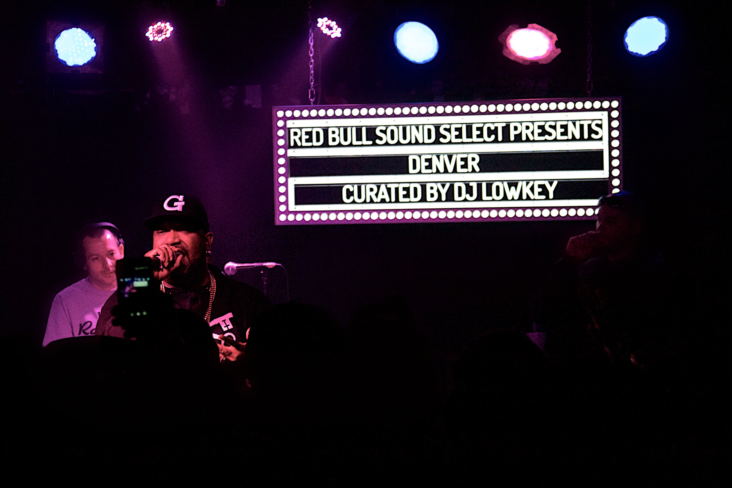 Red Bull Sound Select Presents Bun B: Curated by DJ Low Key (Photo Credit: Robert Castro