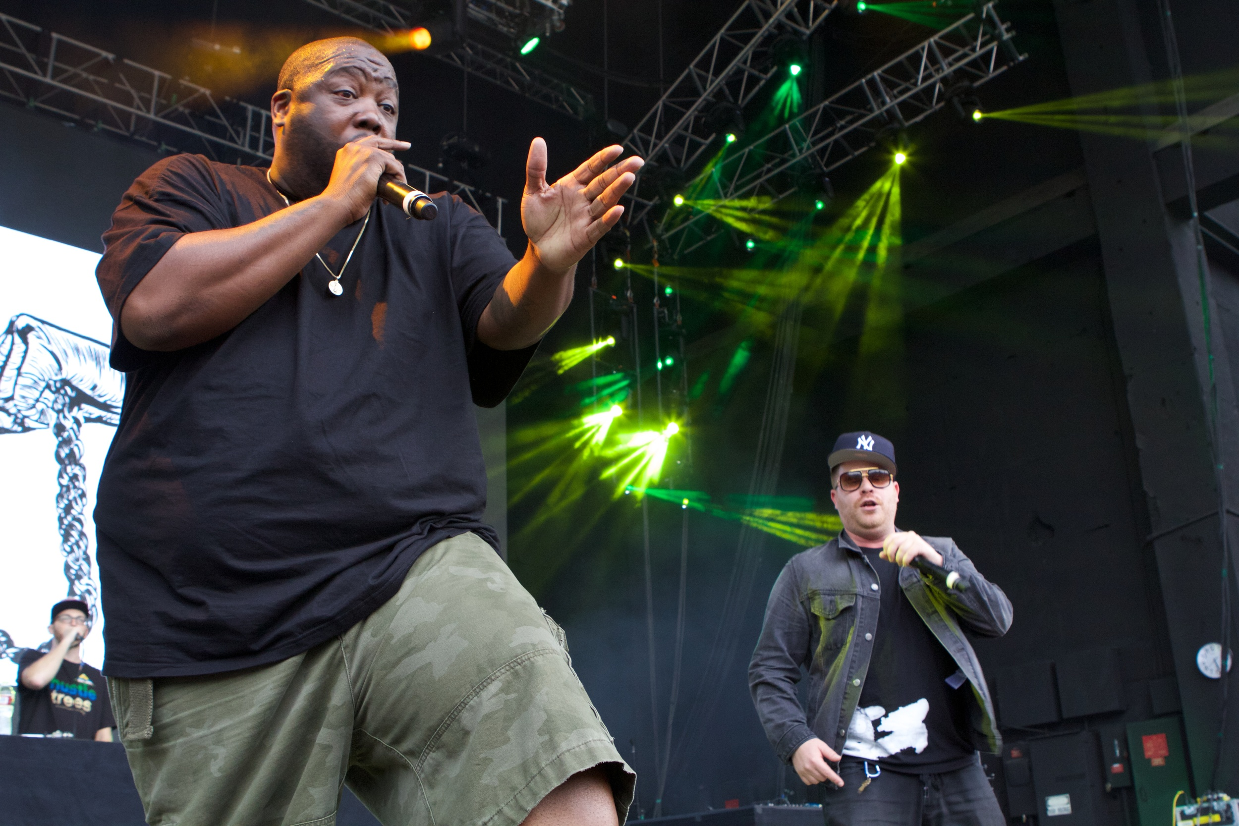 Killer Mike and El-P make up Run The Jewels (Photo Credit: Robert Castro)