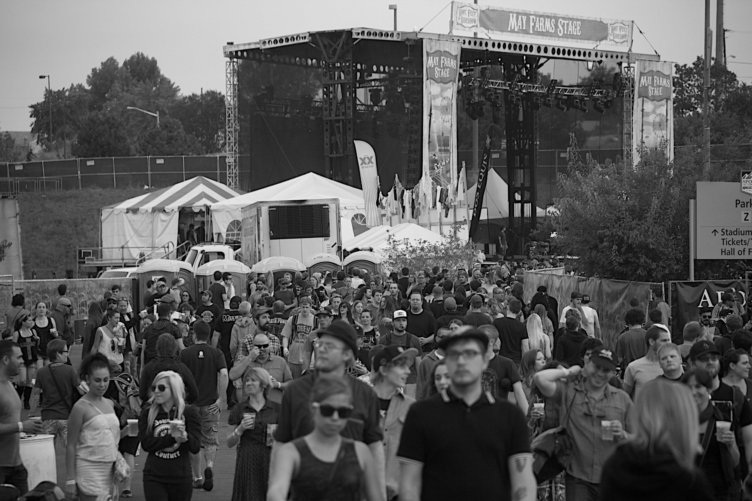 Riot Fest 2014 (Photo Credit: Robert Castro)