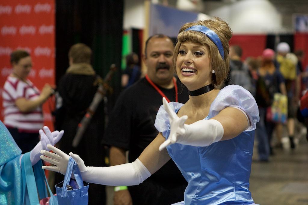 Cinderella (Photo: Robert Castro)