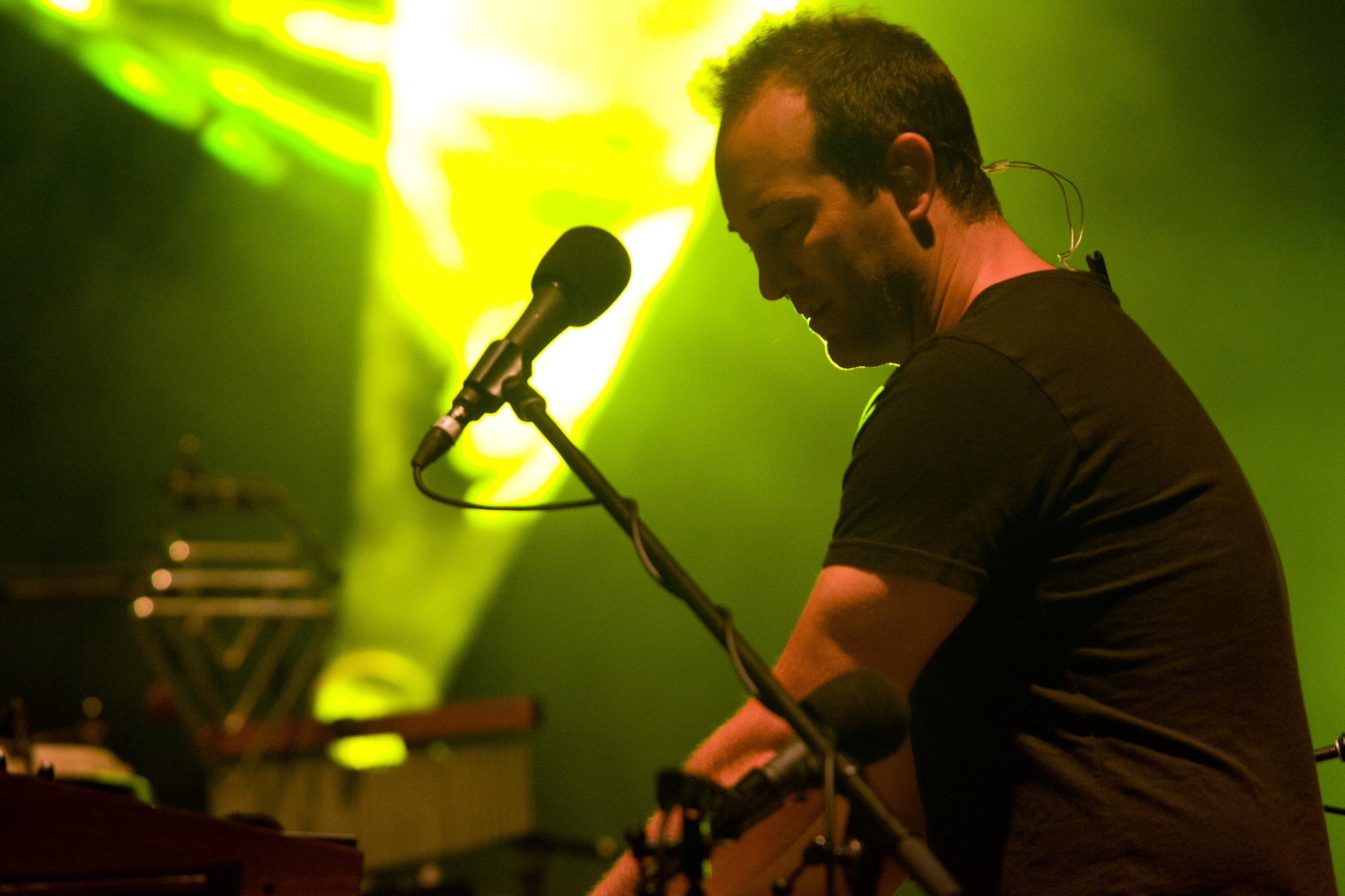 Umphrey's McGee got the Fourth of July weekend started at Red Rocks (Photo Credit: Blake Gavaldon)