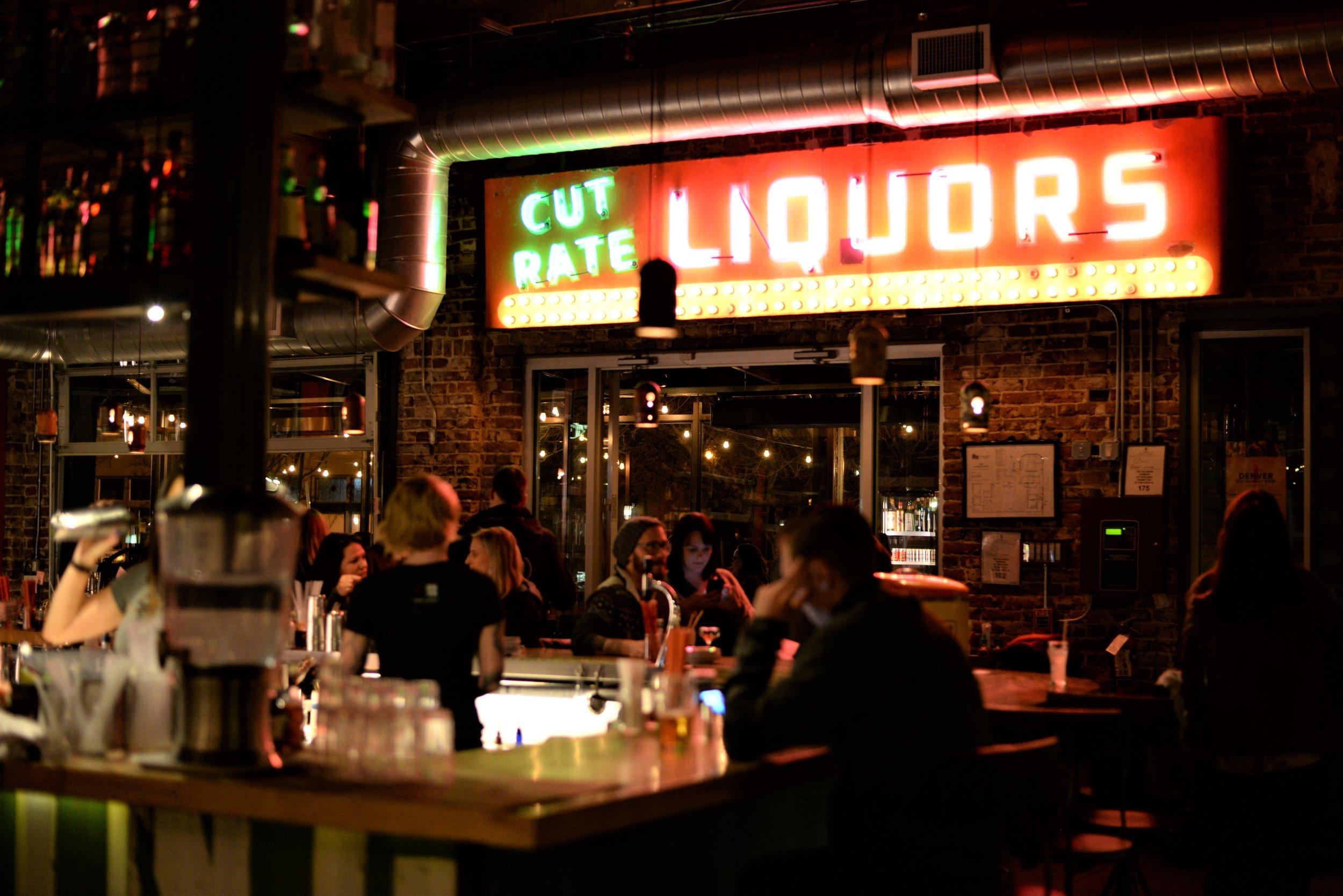 Bar Photo by Josh Stephens