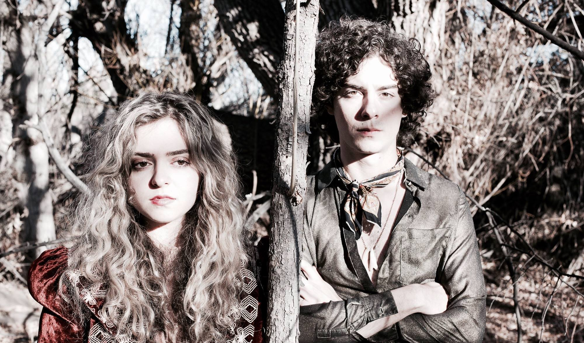 The Velveteers consists of sister-brother duo Demi and John Demitro (Photo: Sierra Voss Photography)